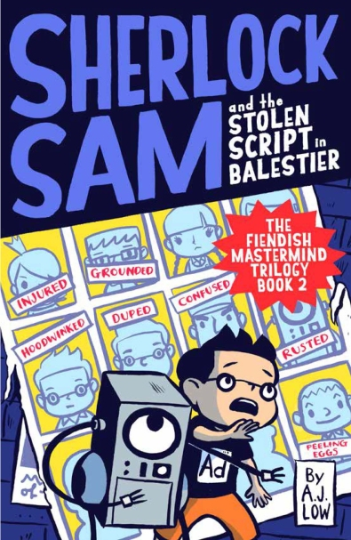 SSam7 Cover
