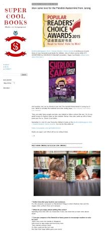 20150915 SuperCoolBooks
