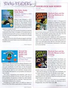 Review - Expat Living June 2013