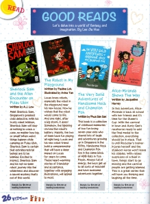 Review - Singapore's Child Jan 2014