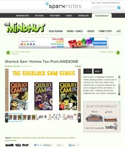 Review - SparkNotes-MindHut 26 Jun 2013