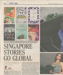 Singapore Stories Go Global