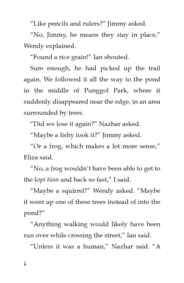 Sherlock Sam and the Stolen Egg in Punggol Park -6